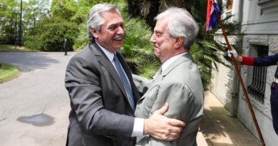 """""""Uruguay nos da clases de democracia todos los días"""", manifestó Alberto Fernández"""