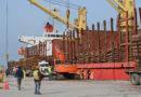 Desde la reactivación portuaria ya operaron 24 ultramarinos en Entre Ríos