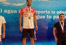 Natación: Matías Penco campeón sudamericano