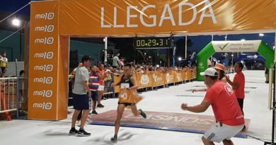 Reunión por la Maratón de Reyes