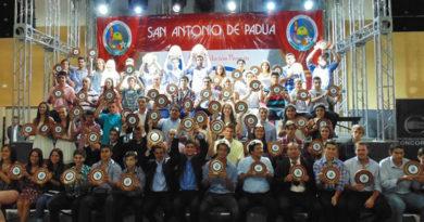 Premio San Antonio de Padua: Cuenta regresiva para el cierre de nominaciones