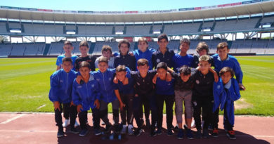 Selección Sub 13 de Concordia logró el quinto puesto en Córdoba
