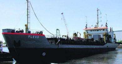 Dragado conjunto uruguayo-argentino aumentó tráfico de buques por canal Martín García del Río de la Plata