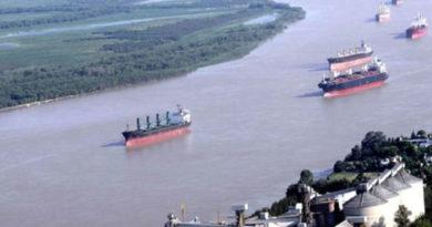 Entre Ríos y Santa Fe proponen participar de La hidrovía Paraná- Paraguay