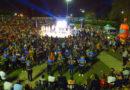 El Carnaval invadió la Costanera en su presentación