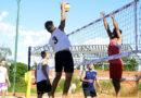 Torneo de Beach Vóley en el CEF Nº4 Concordia