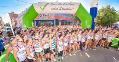 Se viene las primeras presenciales para el Maratón de la Mujer