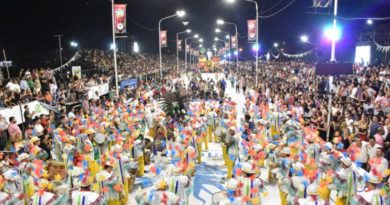 Todo lo que tenés que saber para disfrutar la primera noche del Carnaval de Concordia