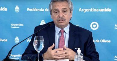 El Gobierno argentino prohibió los despidos y las suspensiones por 60 días